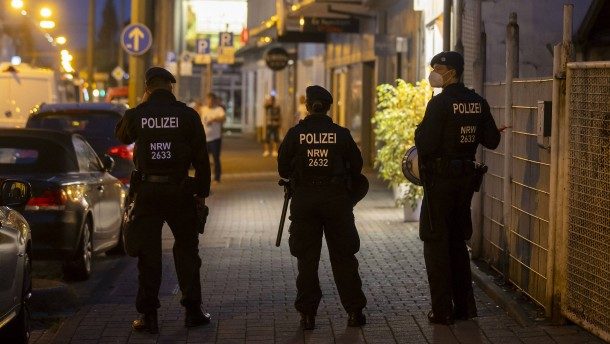 Großrazzia gegen Clankriminalität in NRW