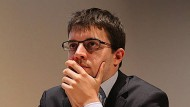 Schachgroßmeister Maxime Vachier-Lagrave