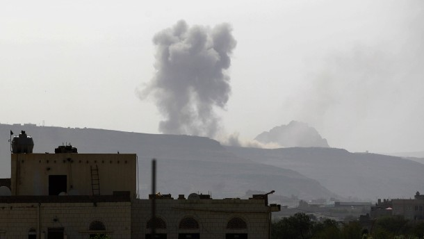 Mehr als 40 Tote bei Angriff auf Sanaa