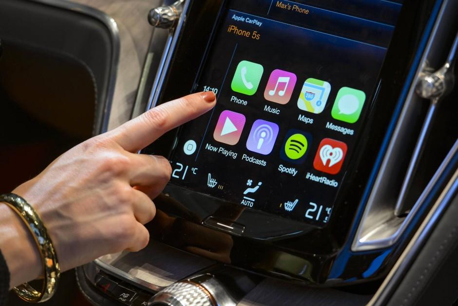 Verbaut Apple seine CarPlay-Software bald im eigenen Auto?