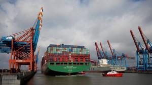 Das deutsche Außenhandelswunder
