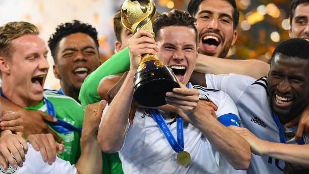 Sommermärchen 2017: Deutsche Mannschaft gewinnt den Confed Cup