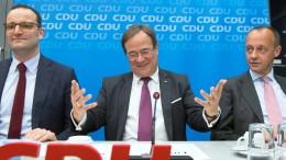 CDU plant Sonderparteitag für 25. April