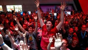 Gamescom endet mit Rekord-Besucherzahl