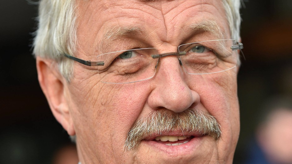 """""""Brückenbauer"""": Kassels Regierungspräsident Walter Lübcke (CDU) ist im Alter von 65 Jahren gestorben."""