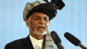 Aschraf Ghani gewinnt Präsidentenwahl in Afghanistan