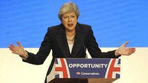 Die ausweglose Lage der Theresa May