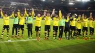 Dortmunder Kreativität schlägt Stuttgarter Willen
