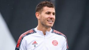 Bayern-Profi Hernández muss Haft nicht antreten