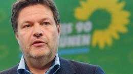 """Habeck hält Enteignungen """"notfalls"""" für denkbar"""