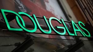 Warnstreiks in Douglas-Filialen