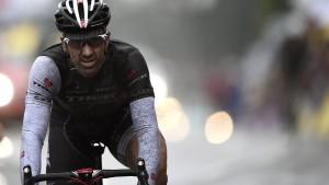 Auch Cancellara ausgestiegen