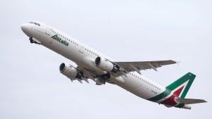 Lufthansa zurückhaltend bei Alitalia-Kauf