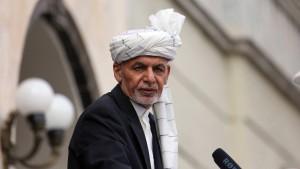 Afghanistans Präsident setzt seinen Rivalen Abdullah ab