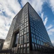Ein Profiteur vom Brexit? Die Zentrale der Deutschen Börse in Eschborn.