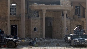 IS-Hochburg Falludscha gilt als befreit