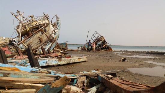 Zweiwöchige Waffenruhe im Jemen