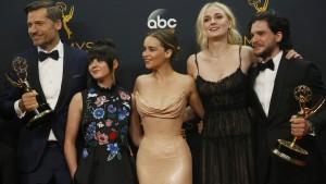"""""""Game of Thrones"""" wird zum Rekord-Gewinner"""