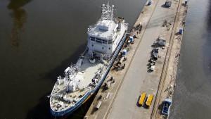 Saudi-Arabien will deutsche Militärschiffe