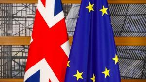 Großbritannien zahlt Milliarden für den Brexit