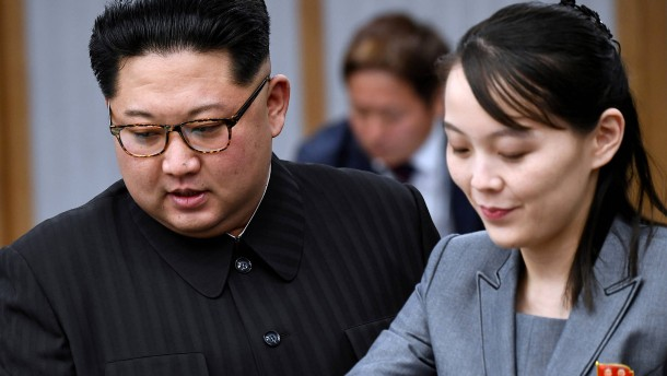 Nordkorea droht Südkorea mit Vergeltung