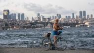 Geht die türkische Wirtschaft baden? Der Istanbuler Finanzdistrikt