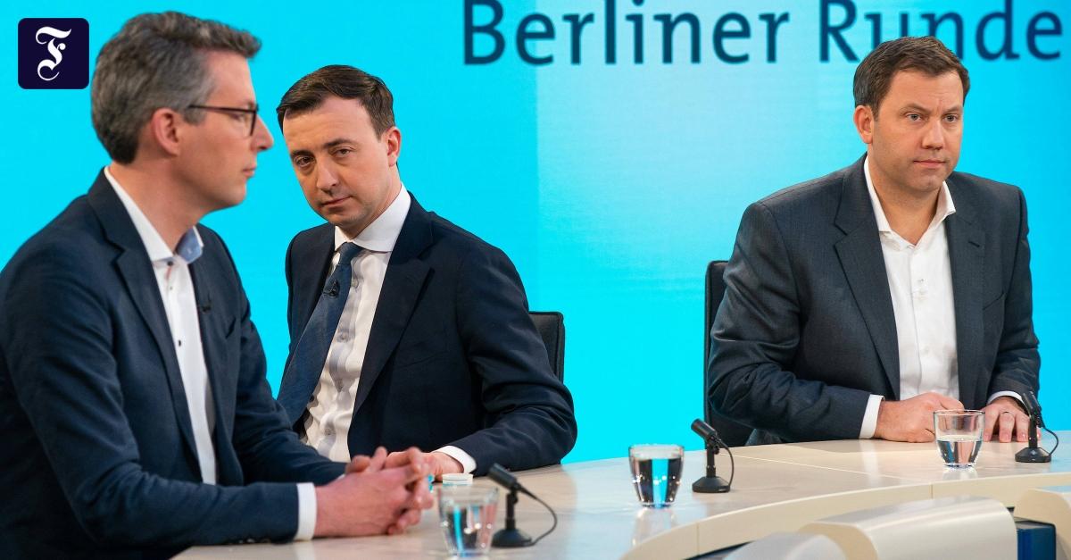 Generalsekretäre CDU und SPD: Keine Neuauflage der Groko