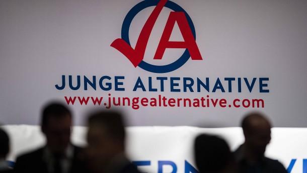 Junge Alternative will Rechtsweg abschaffen