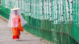 Der Kimono kämpft ums Überleben