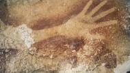 Wo hat der Mensch zuerst gemalt?