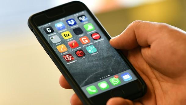 RKI will mit Handydaten Mobilität prüfen