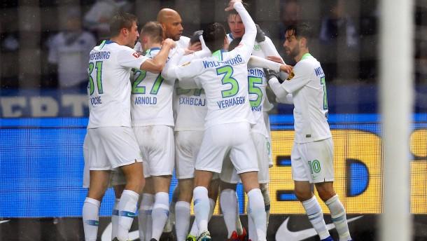 Wolfsburg feiert den ersten Sieg 2019