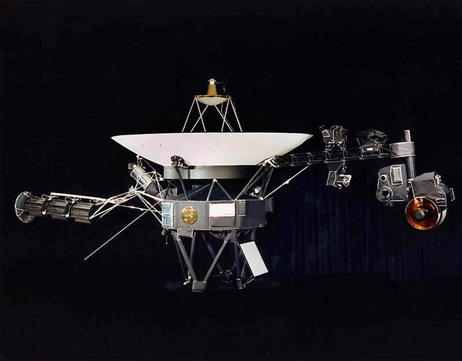 Voyager 2 Aktuell