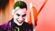 """Auch der """"Joker"""" fand sich unter den Besuchern der Comic-Con 2019 wieder – natürlich nur verkleidet."""