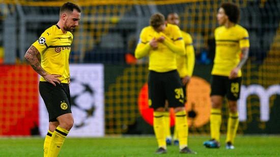 Dortmund und Real Madrid scheitern im Achtelfinale