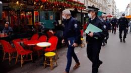 """Frankreich setzt auf Katastrophenplan """"plan blanc"""""""