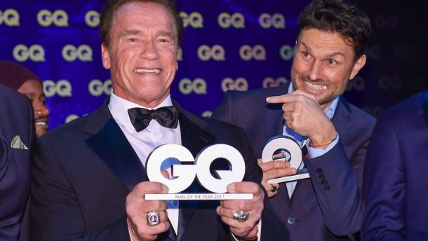"Magazin ""GQ"" vergibt ""Men of the Year""-Awards in Berlin"