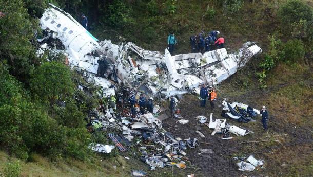 Treibstoffmangel Ursache für Flugzeugabsturz