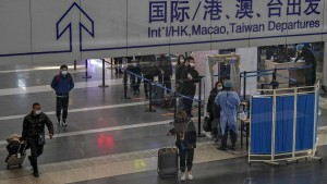 Deutsche Geschäftsreisende kritisieren Chinas Einreisebedingungen