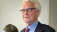 Viel Kritik eingebracht: Der Vorschlag von Egbert Jahn, für Flüchtlinge exterritoriale Siedlungen zu errichten