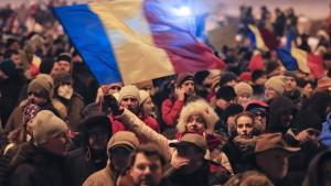 Massenproteste gegen Lockerung der Anti-Korruptionsgesetze