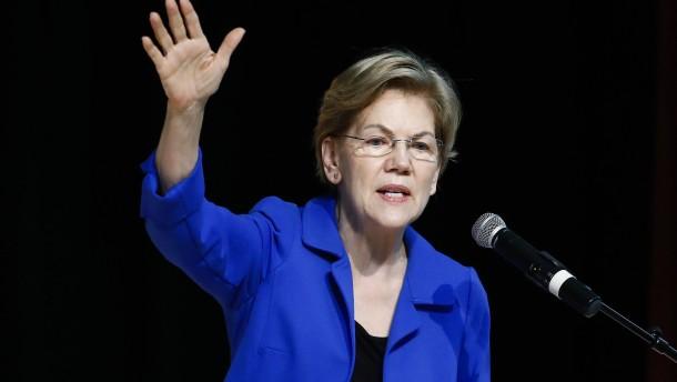 Auch Warren wirft hin