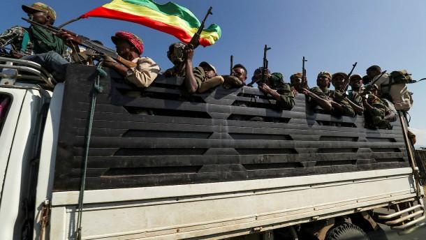 Greift Eritrea in den Konflikt in Tigray ein?