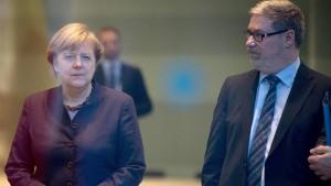 Merkel schickt G-20-Sherpa Röller nach Washington