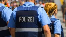Polizisten machten 22 Millionen Überstunden