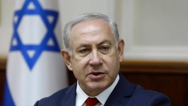 Netanjahu wird auch Verteidigungsminister Israels