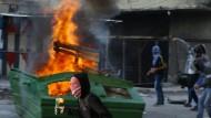 Polizei erschießt arabischen Israeli