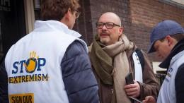 Der Mann, der durch Europas Fußgängerzonen zog