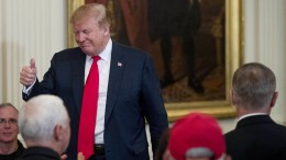 Mueller spricht Trump nicht von Verdacht der Justizbehinderung frei