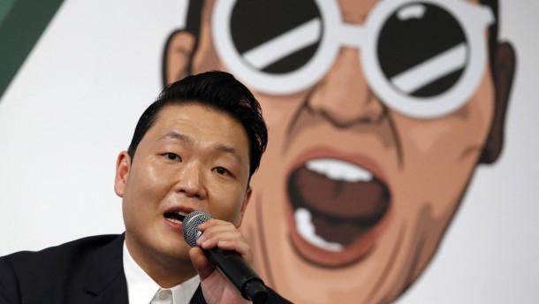 """Gangnam Style"" gilt in Seoul als potentielle Corona-Gefahr"